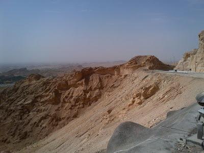Jebel Hafeet, Al Ain (Pic: Tarana Khan)