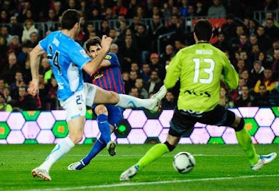 Barcelona 4 - 0 Osasuna (2)