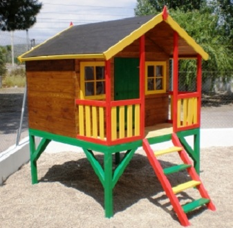 Mis amigas las palomas palomar de jard n for Casa jardin infantil