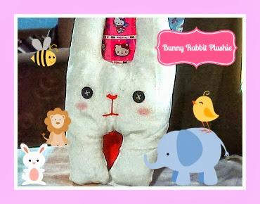 Bunny Plushie Cutey Patuty