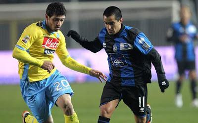 Atalanta 1 - 1 Napoli (1)
