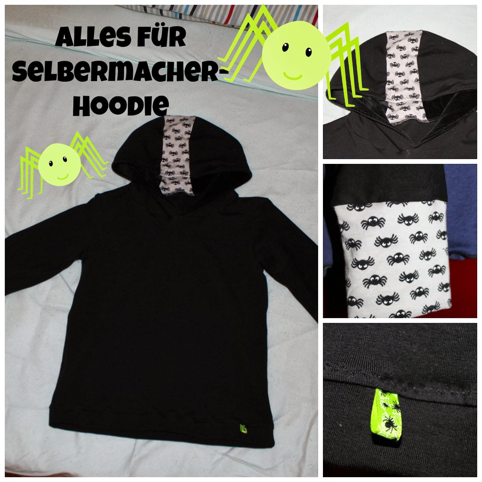 nähmamaschine: { freebie: hoodie von alles-fuer-selbermacher.de }