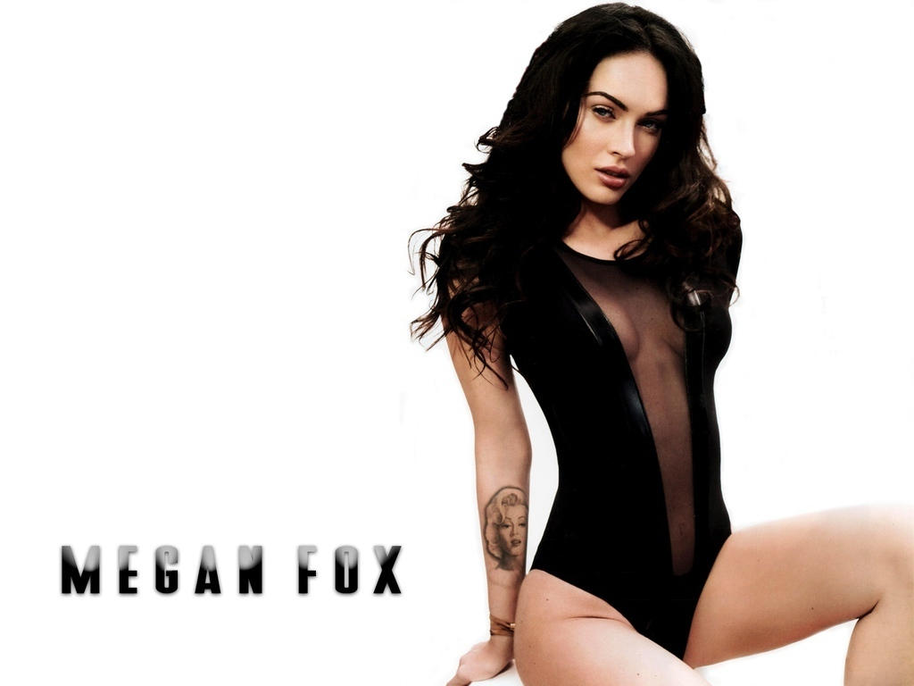 Sexy pics of megan fox Nude Photos 1