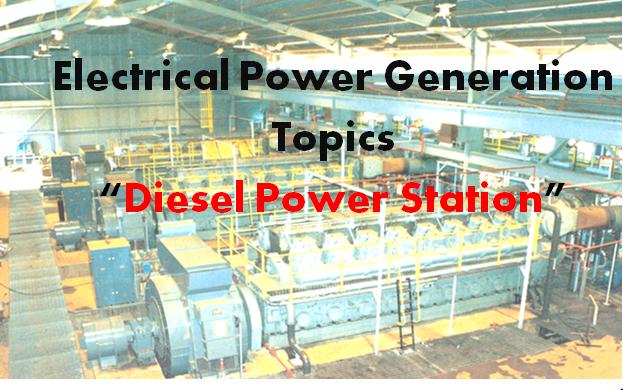 ppt diesel power plant
