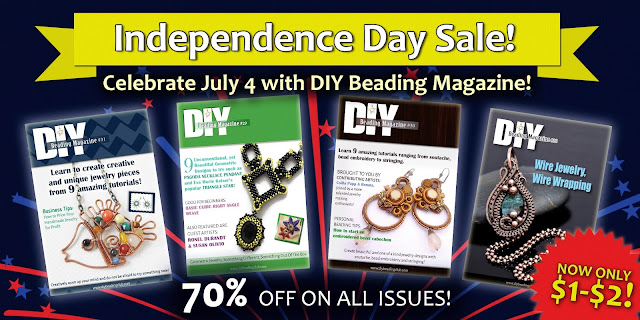 http://handmade-jewelry-club.com/2015/07/independence-day-beading-sale.html