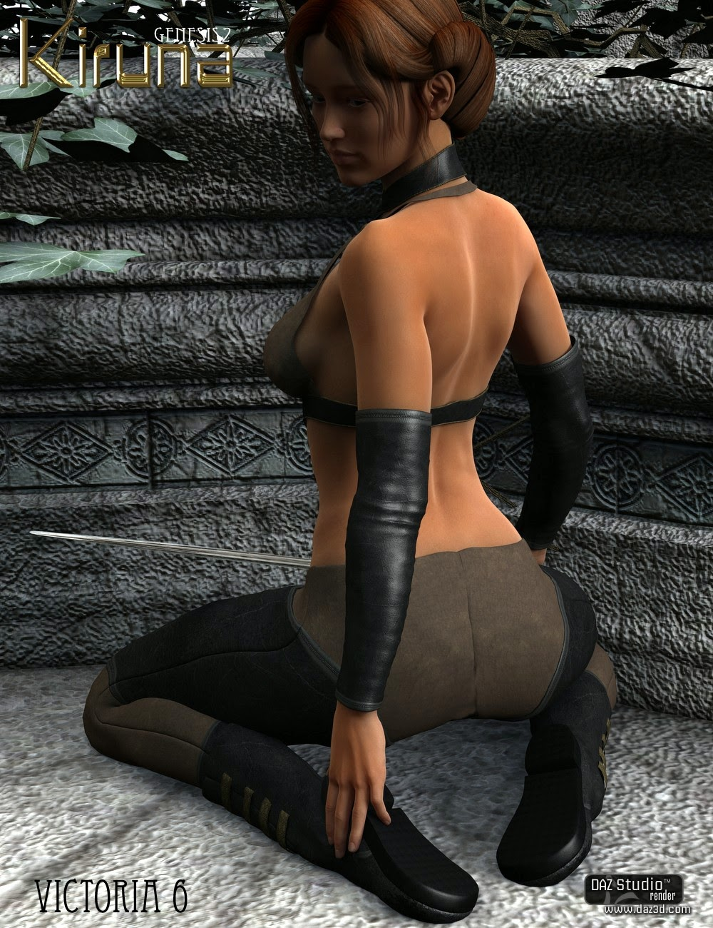 Kiruna pour Genesis 2 Femme
