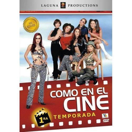 los capítulos de Como en el cine telenovela mexicana 2001 televisa ...