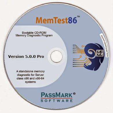 MemTest86 5.0 Pro Edition