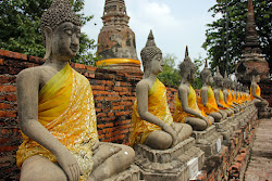 Ayutthaya: the Historical Park of Ayutthaya