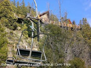 Cerro Viejo, em Bariloche - AR