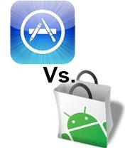 android_vs_iphone Android continua sendo um péssimo negócio para desenvolvedores - sabia por quê