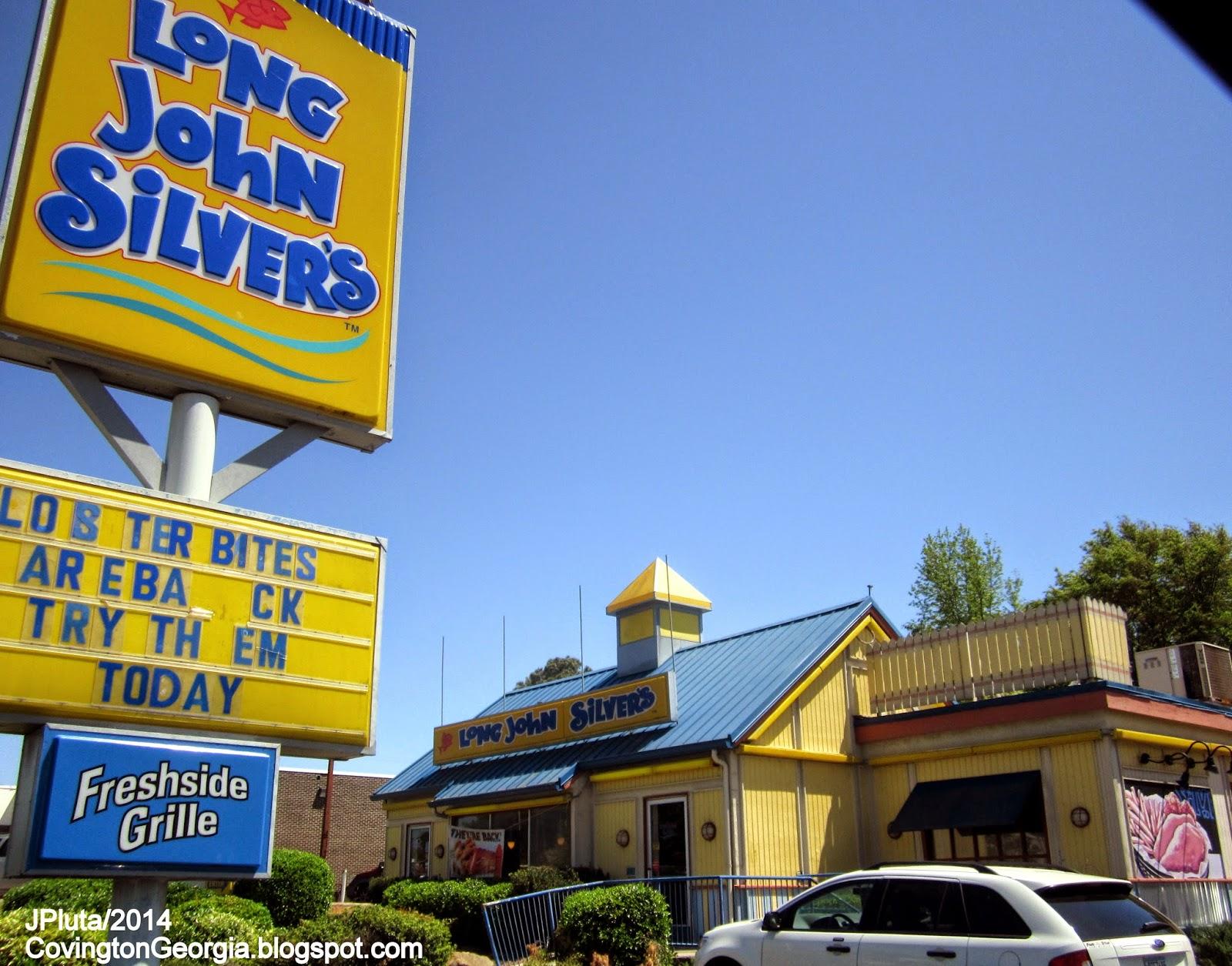 Long john silvers covington georgia highway 278 ne for Fast food fish restaurants