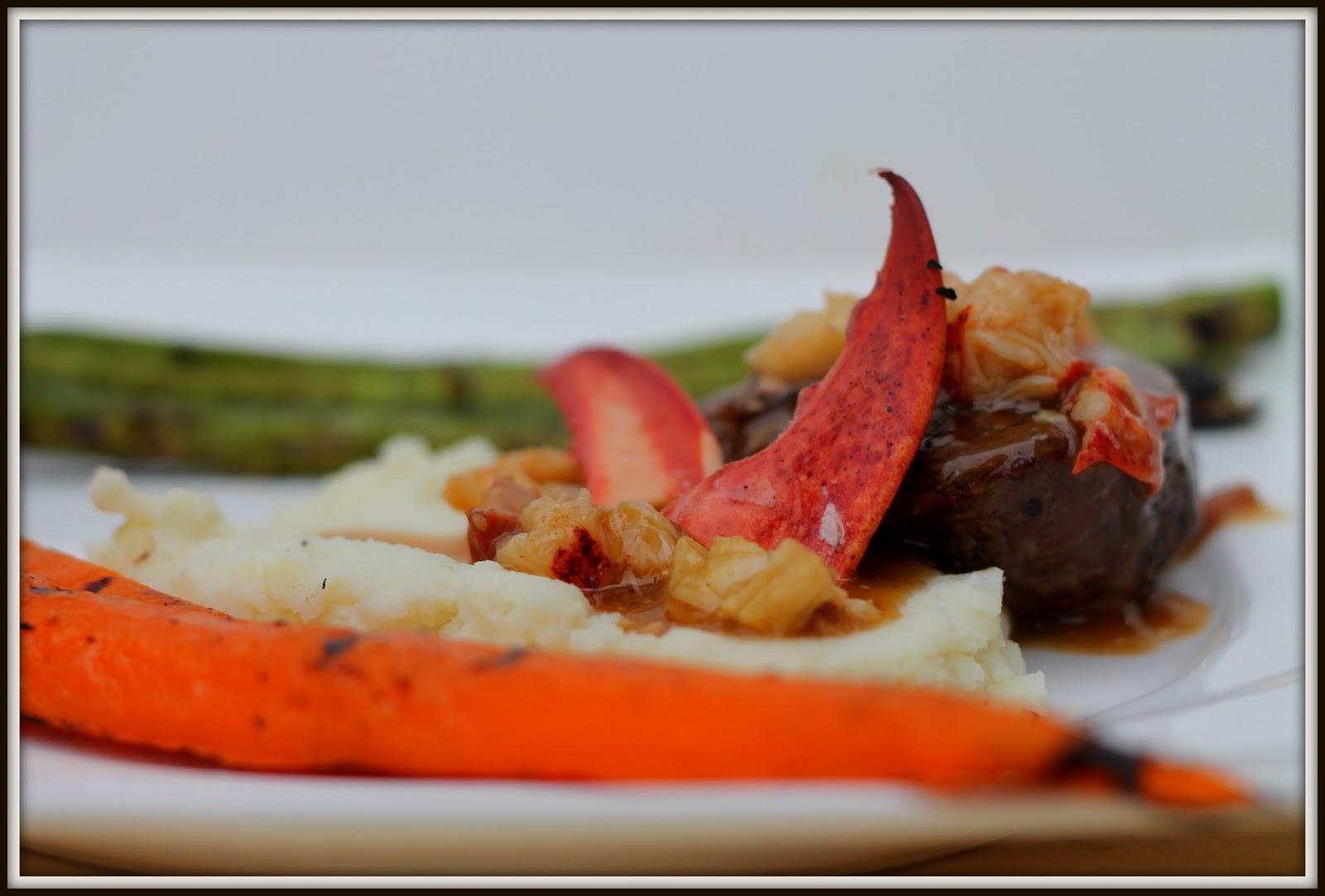 sauce au homard et vin blanc ou l 39 art de faire manger du homard quelqu 39 un qui n 39 aime pas les. Black Bedroom Furniture Sets. Home Design Ideas
