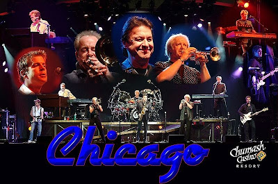 Historia de la Banda Musical Chicago the Band