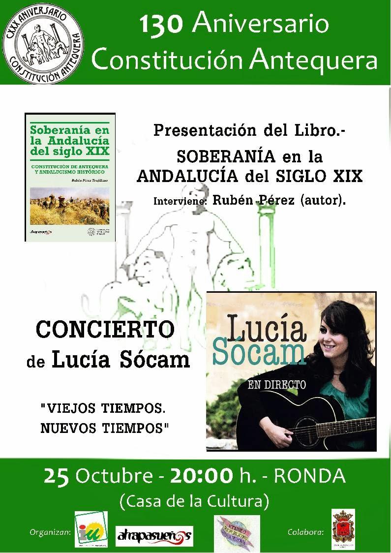 Concierto de Lucía Sócam