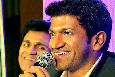 Puneeth rajkumar's New Movie Prasad