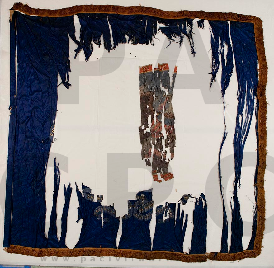 48th Pennsylvania 1864 Regimental Flag