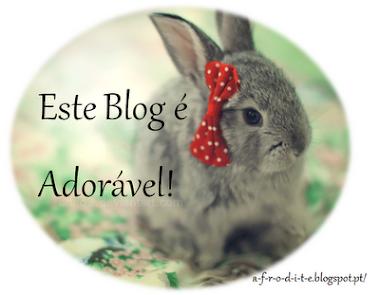 Blog adorável