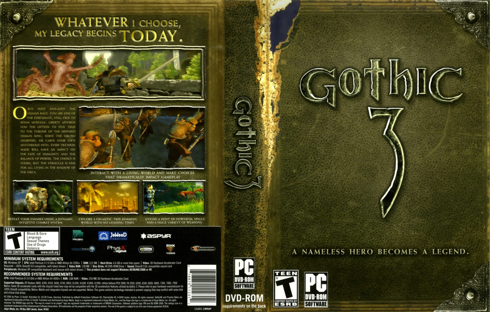 games released in 2007