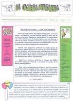 """Periódico Escolar """"La Cigüeña Mensajera"""