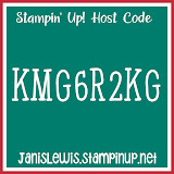 Stampin' Up! Host Code