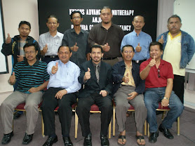KURSUS ADVANCED HYPNOTHERAPHY SHAH ALAM (23 JULAI 2011)