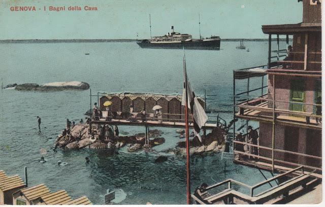 C 39 era una volta genova circonvallazione a mare quando c 39 erano i bagni - Bagni chimici genova ...