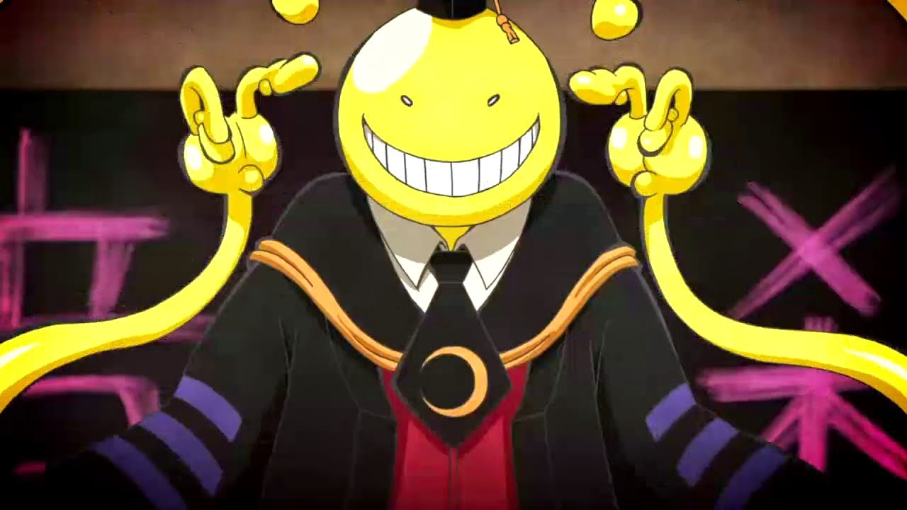 Koro Sensei (Assassination Classroom)