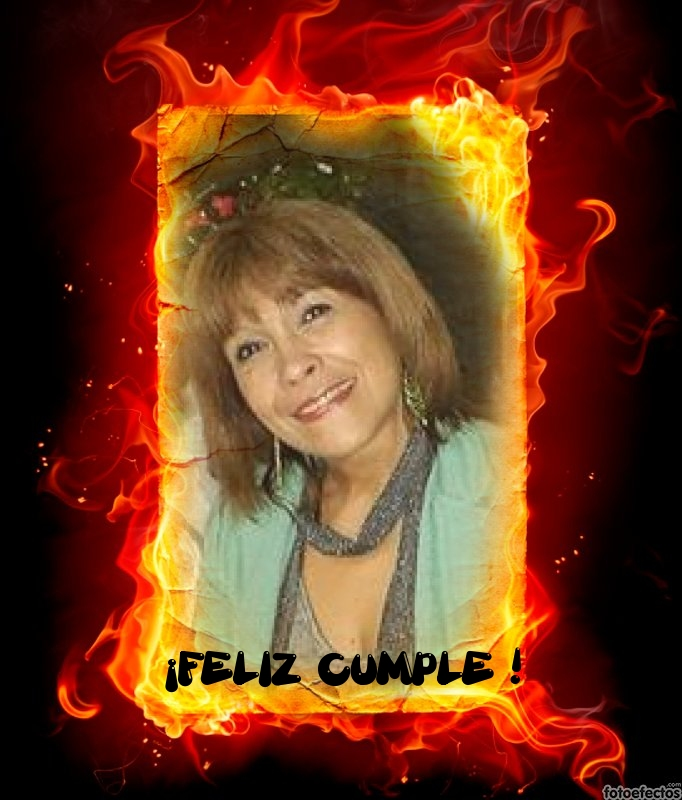 ¡¡FELIZ CUMPLEAÑOS !!  PATRICIA IRALA