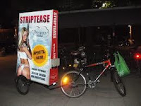 Bicycle Advertising