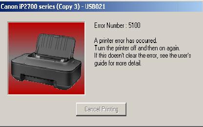 error 5100 pada printer canon ip2770 error 5100 yang terjadi pada ...