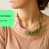 DIY für Strickliesel: Anleitung zum Armbänder und Ketten stricken mit den Fingern