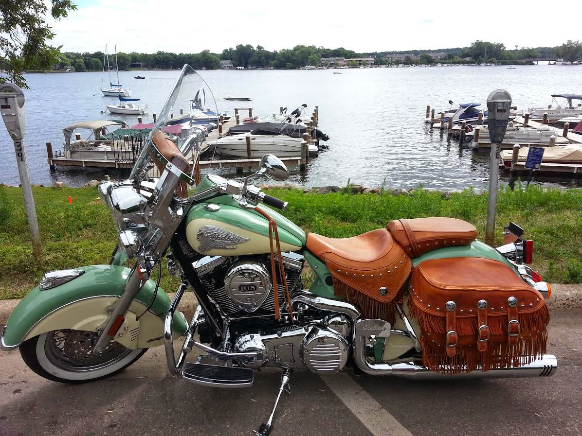 Custom Indian Motorcycle Parts Customer Who Purchased