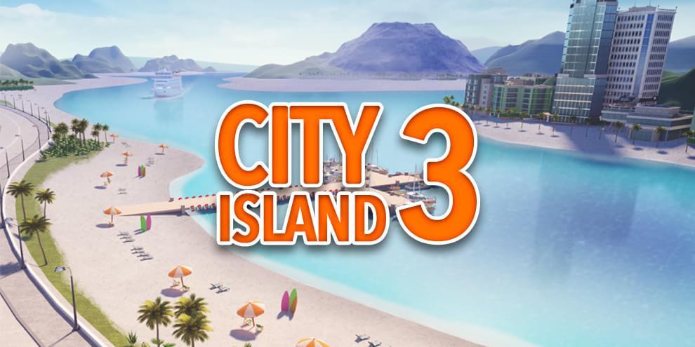 City Island3 - Building Sim para Android