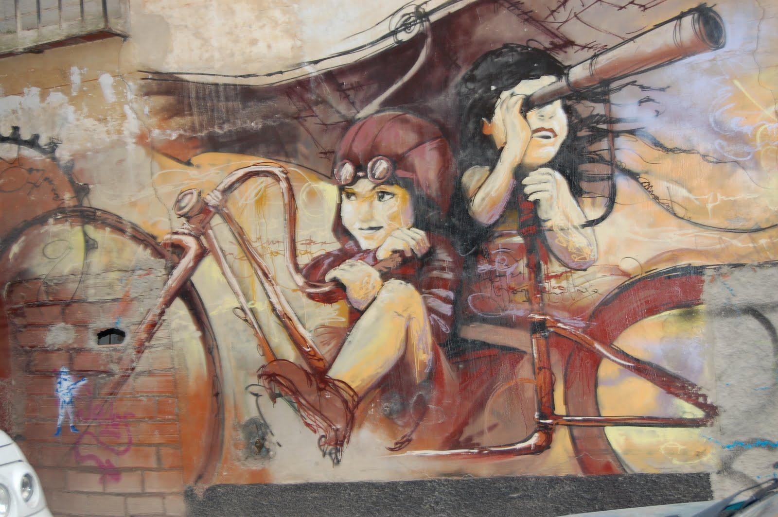 Arte y arquitectura graffitis el ni o de las pinturas for Graffitis para ninos