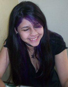 SHARON NOSSA ALUNA DA GALERIA  DO MÊS DE OUTUBRO/2010