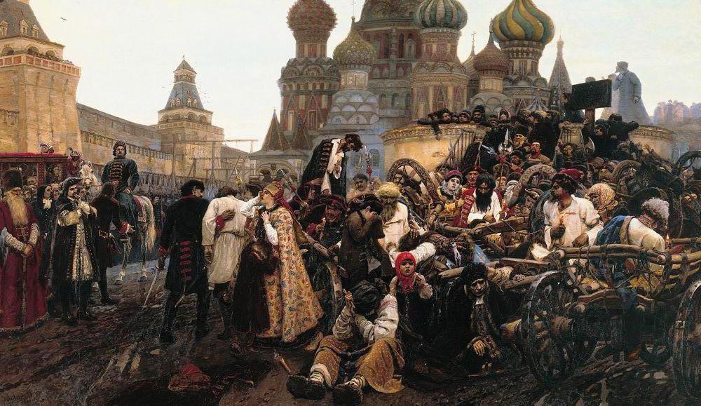 Лжедимитрий хитростью и оклеветанием царевича димитрия, оскорбляя имя святого царственного отрока, занял московский престол