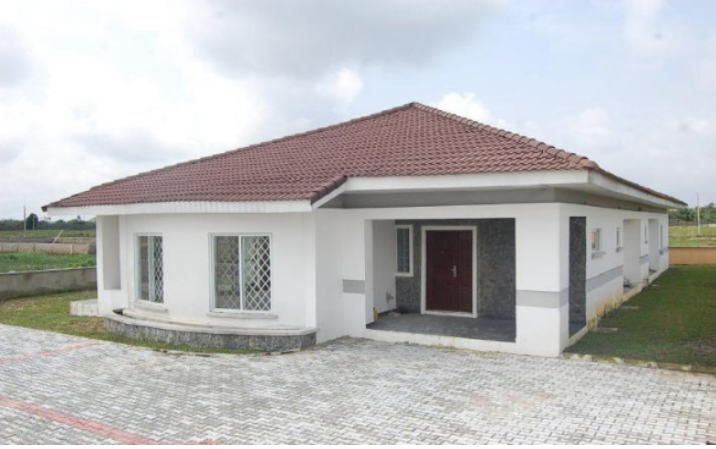 Real estate in nigeria new property listing in pearl for Four bedroom bungalow