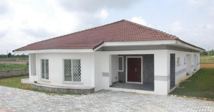Real estating in nigeria new property listing in pearl for Four bedroom bungalow