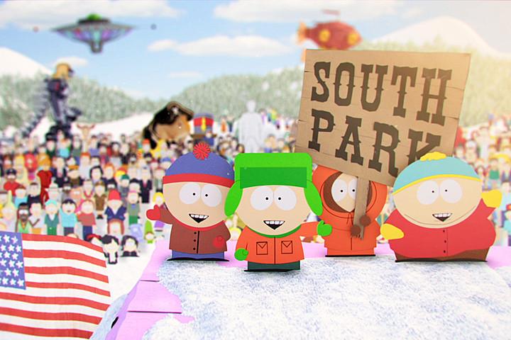 South Park Saison 20 VOSTFR