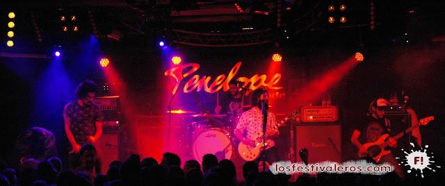 Garaje, Producciones, conciertos, Madrid, directo, live, Desakato, Penélope