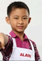 alain Master Chef Junior Indonesia