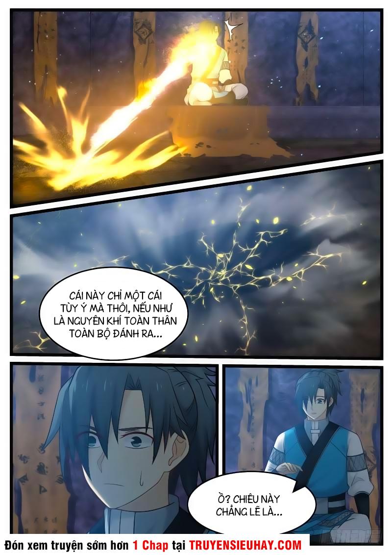 Võ Luyện Đỉnh Phong Chap 83 Upload bởi Truyentranhmoi.net