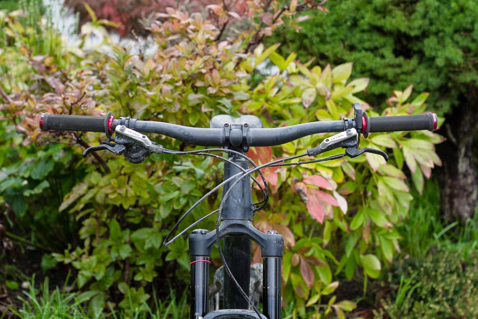 Bike News, New Product, Report, Carbon Mountain Bike, easton haven carbon bar, easton haven carbon stem, easton havoc carbon bar