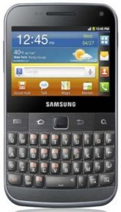 Samsung Galaxy M Pro Android Smartphone