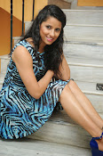 Sravya Reddy Latest Glam Photo shoot-thumbnail-17