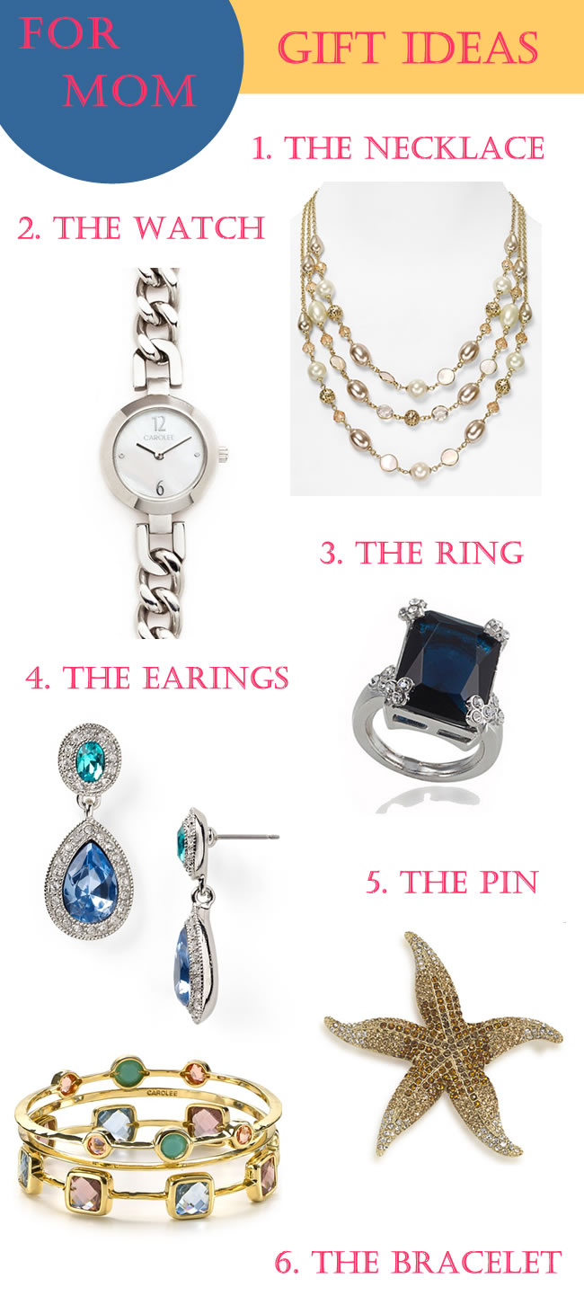 Mother's Day Wish List from Carolee