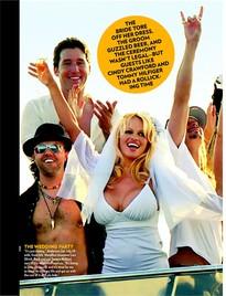 Humor Feast: Pamela Anderson kid rock yacht wedding