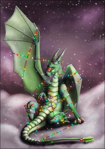 If I were a dragon ... I would look like this .. - Page 4 255074_298980066878886_1704468859_n