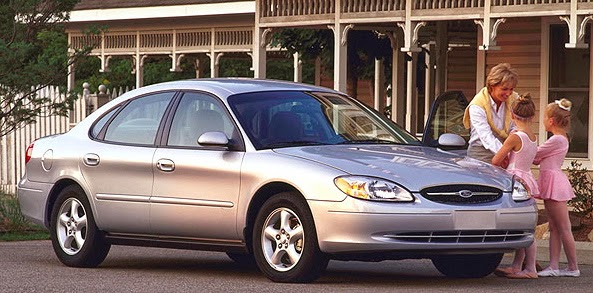 Ford Taurus The Second Generation